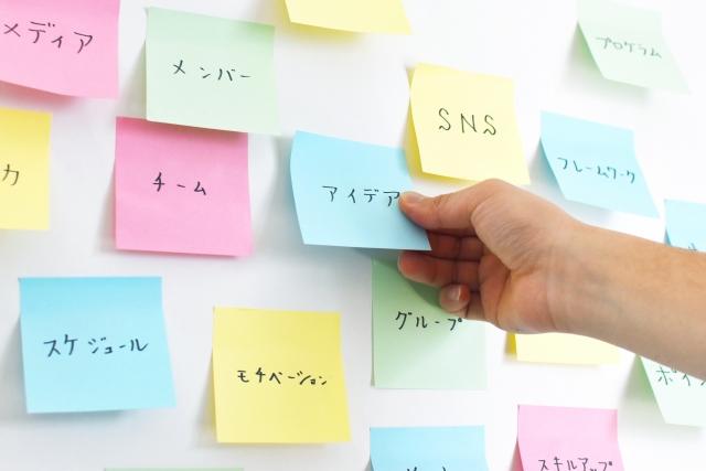 アイデア発想のフレームワークの活用