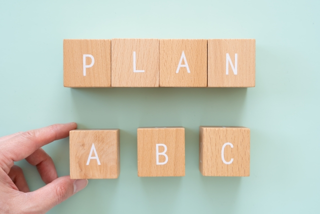 事業計画作成4つのポイント